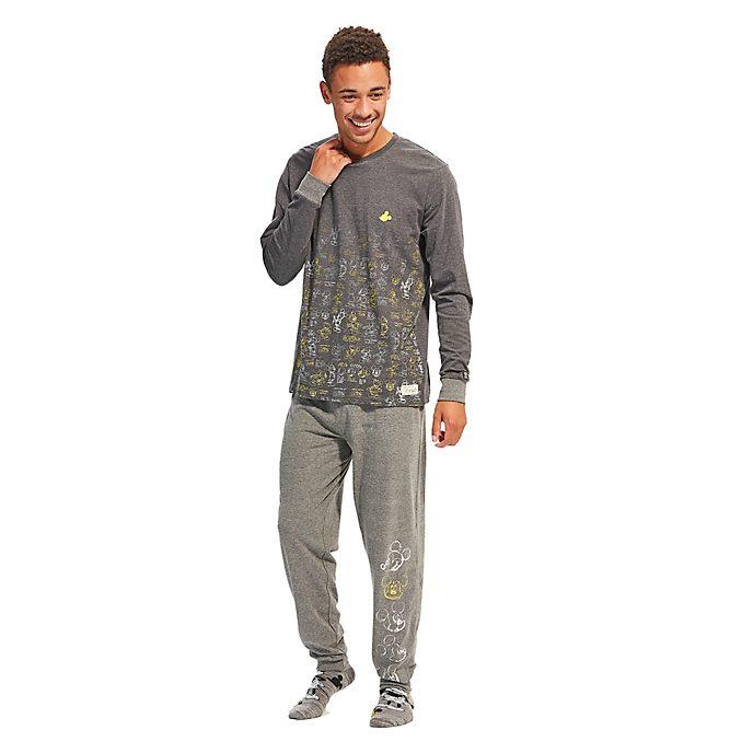 Disney Store - Micky Maus - Pyjama für Erwachsene