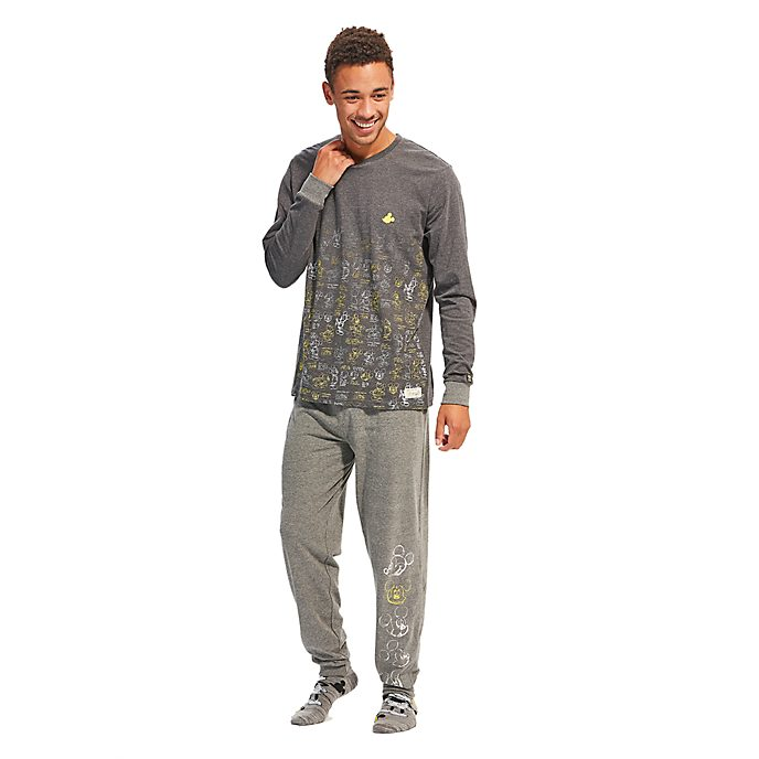 Disney Store Mickey Mouse Pyjamas For Adults