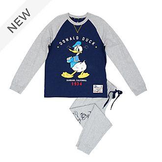 Disney Store Donald Duck Pyjamas For Adults