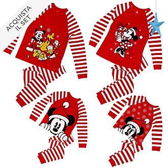 Set pigiama Topolino e amici Natale in Famiglia Disney Store