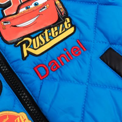 Disney Pixar Cars Jacket For Kids