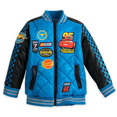 Disney Pixar Cars Jacket For Kids