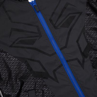 Chaqueta infantil con capucha de Pantera Negra