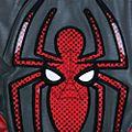 Disney Store Spider-Man Biker Jacket For Kids