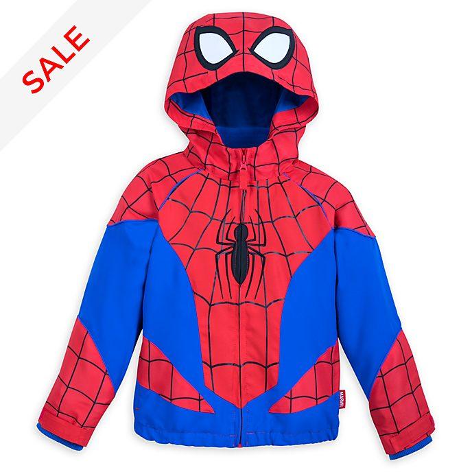 Disney Store Spider-Man Raincoat For Kids