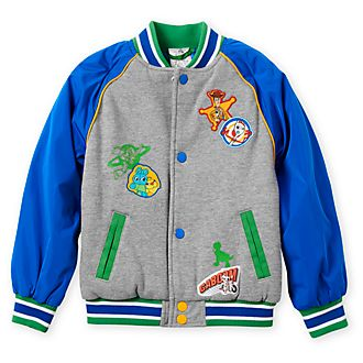 Disney Store Toy Story 4 Varsity Jacket For Kids