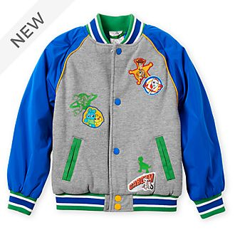 Disney Store Toy Story 4 Varsity Jacket For Kids