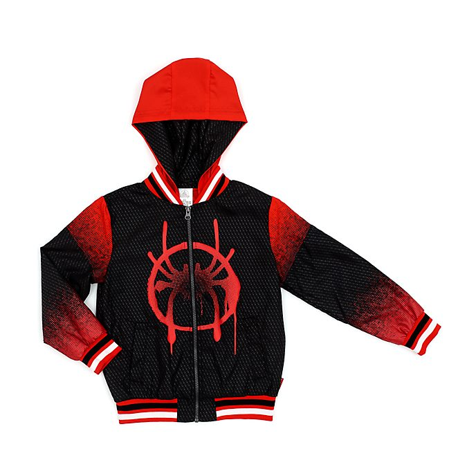 Disney Store Spider-Man: Into the Spider-Verse Jacket For Kids