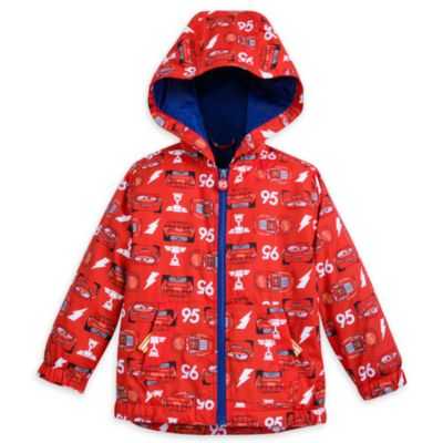 Impermeable infantil que cambia de color Disney Pixar Cars