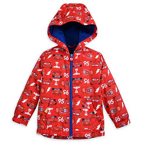Disney Pixar Cars Colour-Changing Raincoat For Kids