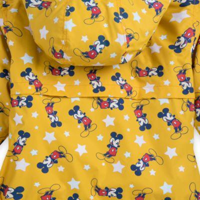 Impermeable infantil que cambia de color Mickey Mouse