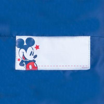 Imperméable à couleur changeante Mickey Mouse pour enfants