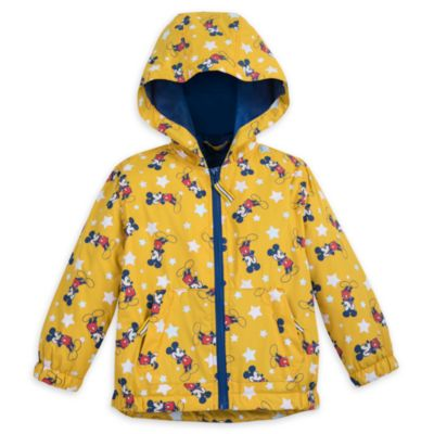 Mickey Mouse Colour-Changing Raincoat For Kids
