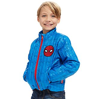 Disney Store - Spider-Man - Winteranorak für Kinder