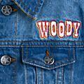 Disney Store Veste en denim Woody pour enfants, ToyStory4