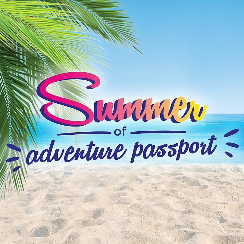 Summer of Adventure Passport
