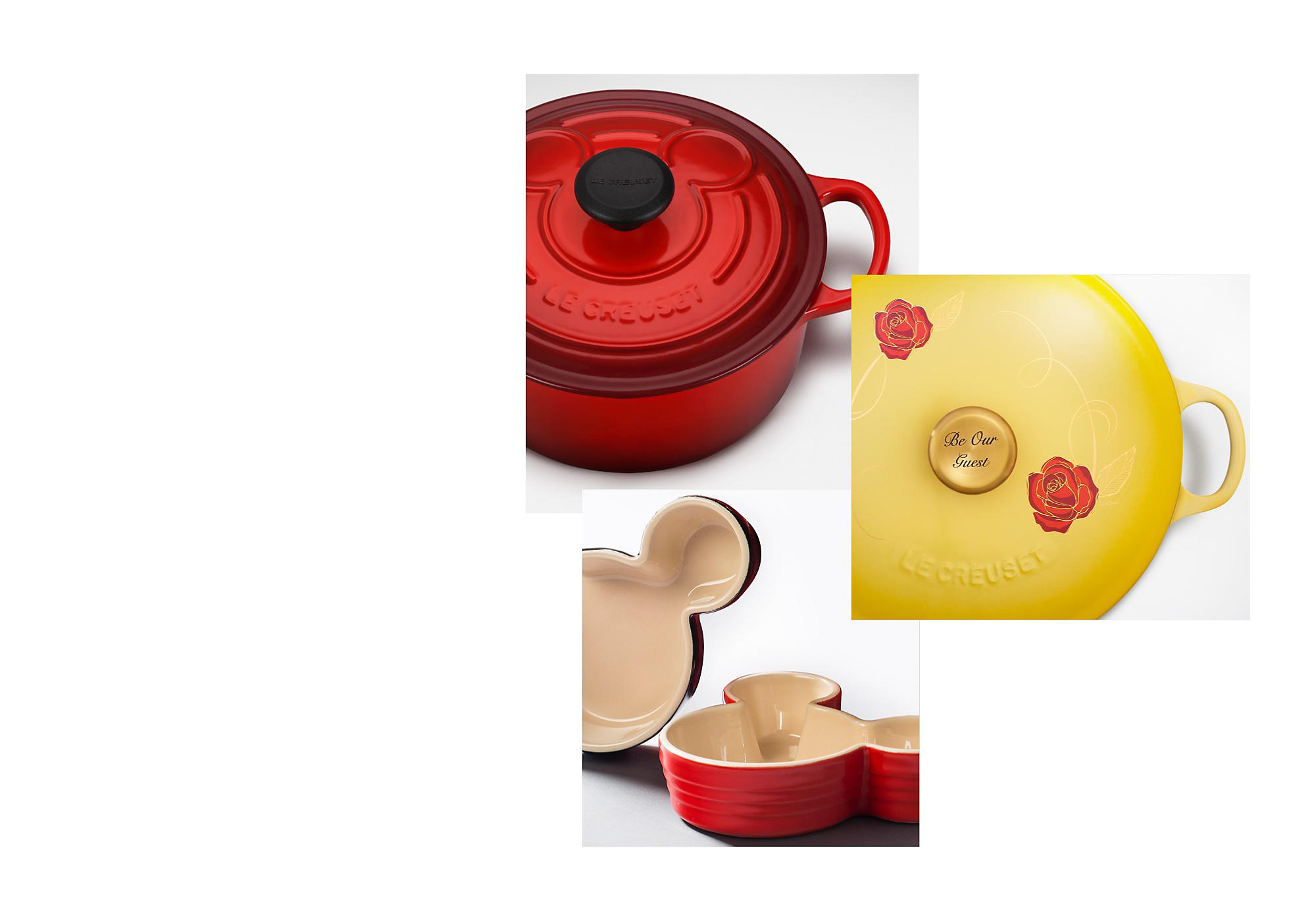 World-Class Cookware Le Creuset have been producing world-class cookware for almost 100 years