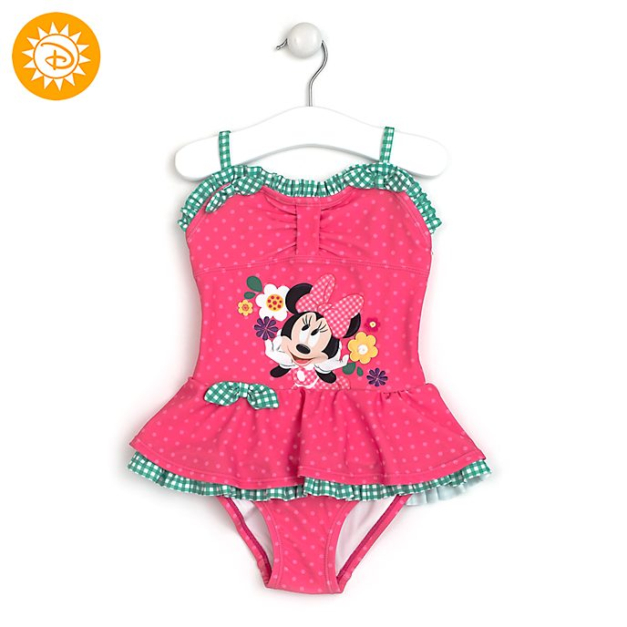0ea4a855ae7b8 Minnie Mouse Swimming Costume For Kids