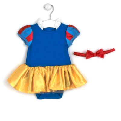 Snow White Costume Bodysuit