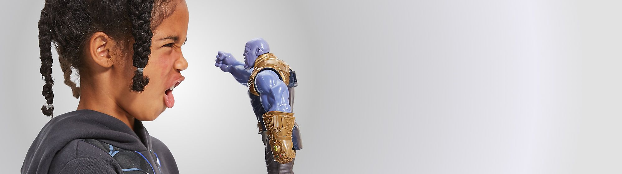 Marvel Toys Heroric playtime and epic adventures with our range of Marvel toys and action figures