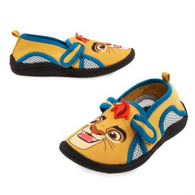 Chaussures de plage La Garde du Roi Lion pour enfants