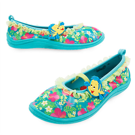 Chaussures de plage La Petite Sirène pour enfants