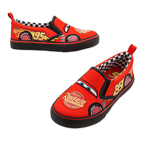 Disney Pixar Cars 3 Trainers For Kids