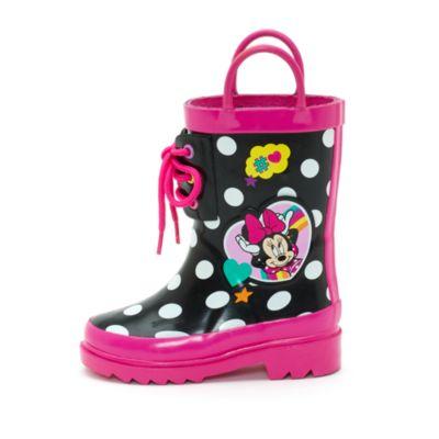 Botas agua infantiles Minnie
