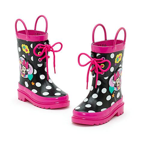 Minnie Mouse gummistøvler