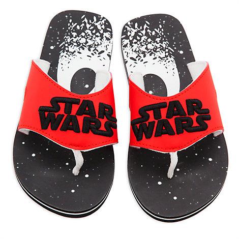 Chanclas infantiles Star Wars