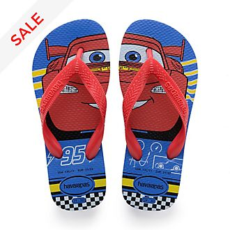 Havaianas Disney Pixar Cars Flip Flops For Kids
