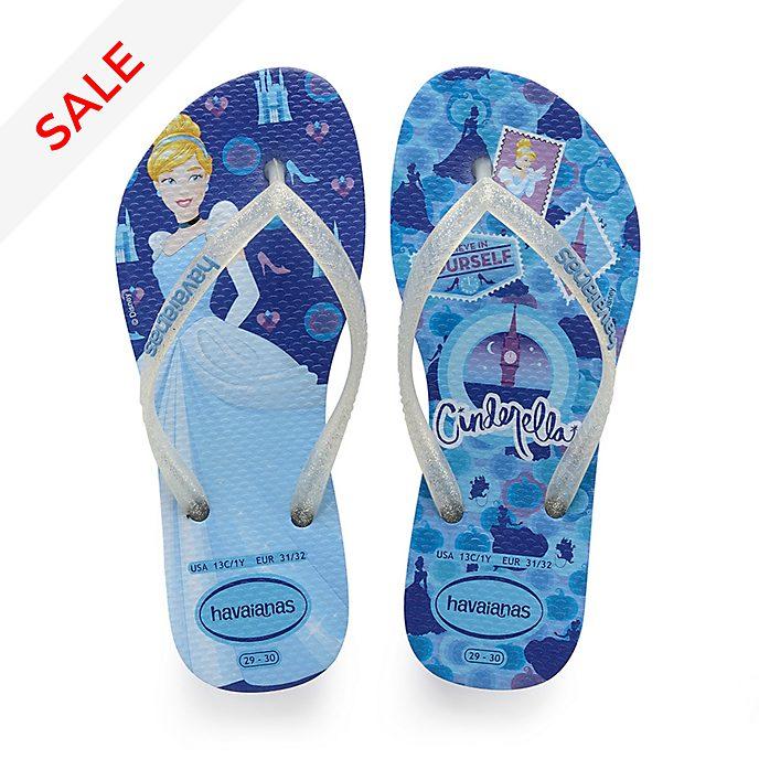 Havaianas Cinderella Flip Flops For Kids