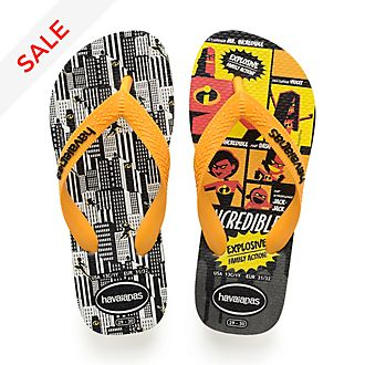 Havaianas Incredibles Flip Flops For Kids