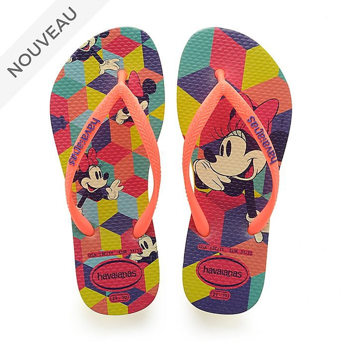 Havaianas Tongs Minnie pour enfants