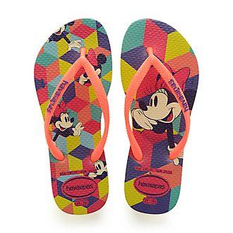 Chanclas Minnie Mouse para niña, Havaianas