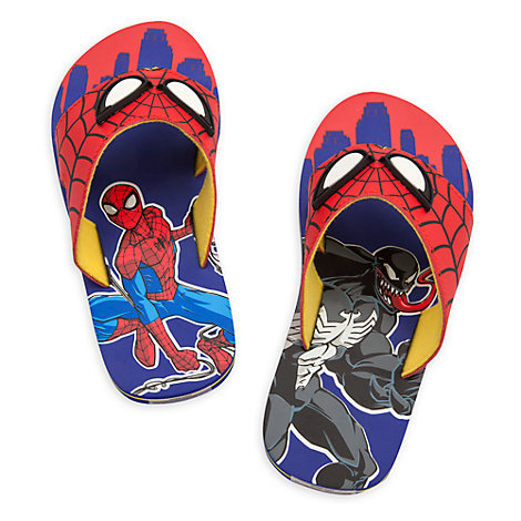 Chanclas infantiles Spider-Man
