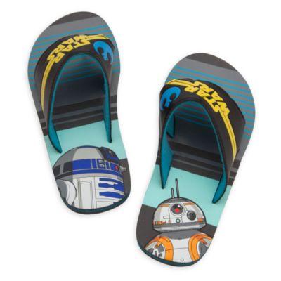 R2-D2 und BB-8 – Flip Flops für Kinder, Star Wars: Das Erwachen der Macht