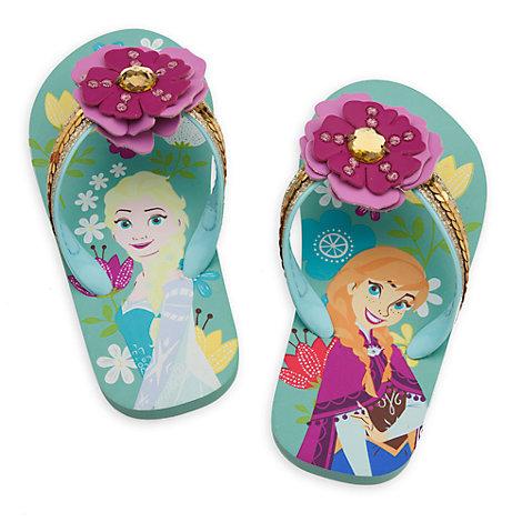 Die Eiskönigin - völlig unverfroren – Flip Flops für Kinder