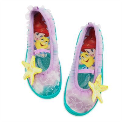 The Little Mermaid Swim Shoes For Kids