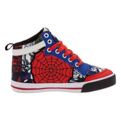 Baskets Spider-Man pour enfants