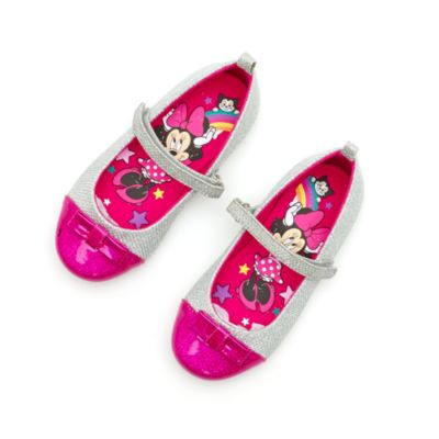 Minnie Mouse Dressy Shoe For Kids