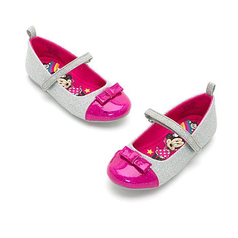 Zapatos de vestir infantiles Minnie Mouse