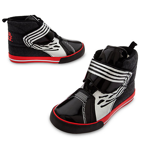 Kylo Ren Trainers for Kids, Star Wars: The Force Awakens