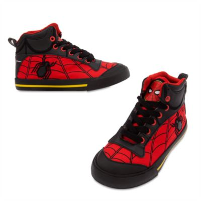 Deportivas infantiles Spiderman Homecoming