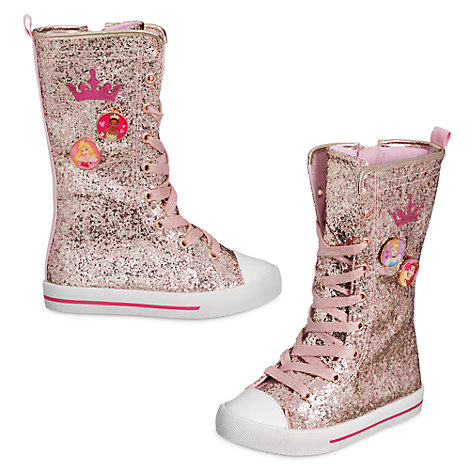 Disney Princess Trainer Boots For Kids
