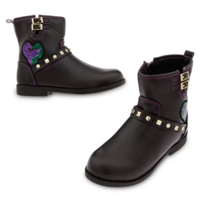 Disney Descendants Ankle Boots For Kids