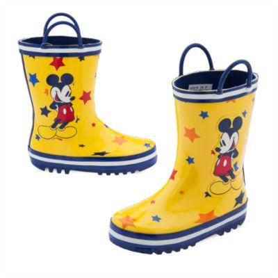 Bottes de pluie Mickey Mouse pour enfants