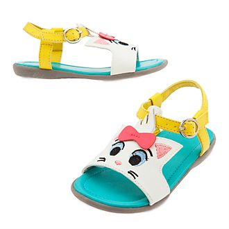 Marie Furrytale Friends Sandals For Kids