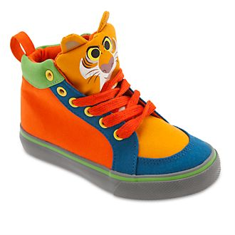 Disney Store Shere Khan Furrytale Friends Trainers For Kids
