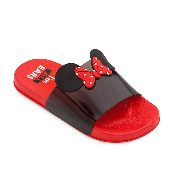 Chanclas infantiles Minnie Rocks the Dots, Disney Store